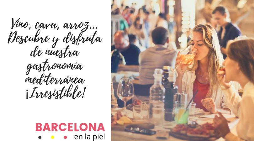 Comer y beber en Barcelona